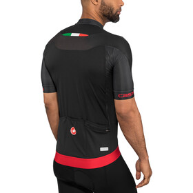 Castelli Volata 2 Maillot de cyclisme Homme, light black/anthracite